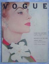 Vogue Magazine - 1953 - January